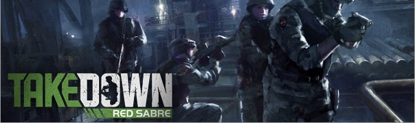 Takedown: Red Sabre Trainer for PC