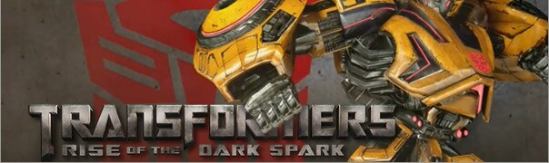 Transformers: Rise of the Dark Spark Cheats