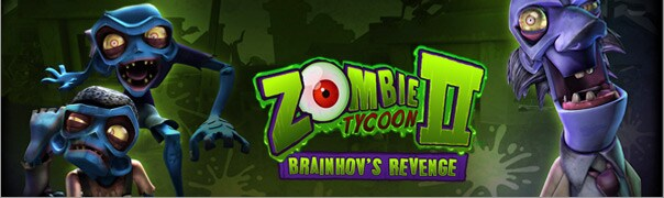 Zombie Tycoon 2: Brainhov´s Revenge Trainer for PC