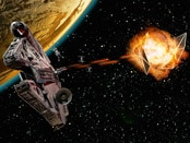 Star Wars: Galaxies - Jump to Lightspeed Wallpapers