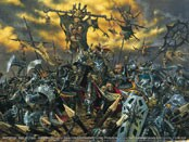 Warhammer: Mark of Chaos - Battle March Wallpapers