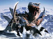 Monster Hunter 2 Wallpapers