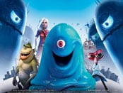 Monsters vs. Aliens Wallpapers