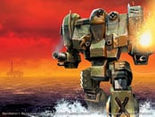 Mechwarrior 4: Mercenaries Wallpapers