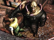 Resident Evil 3 Wallpapers