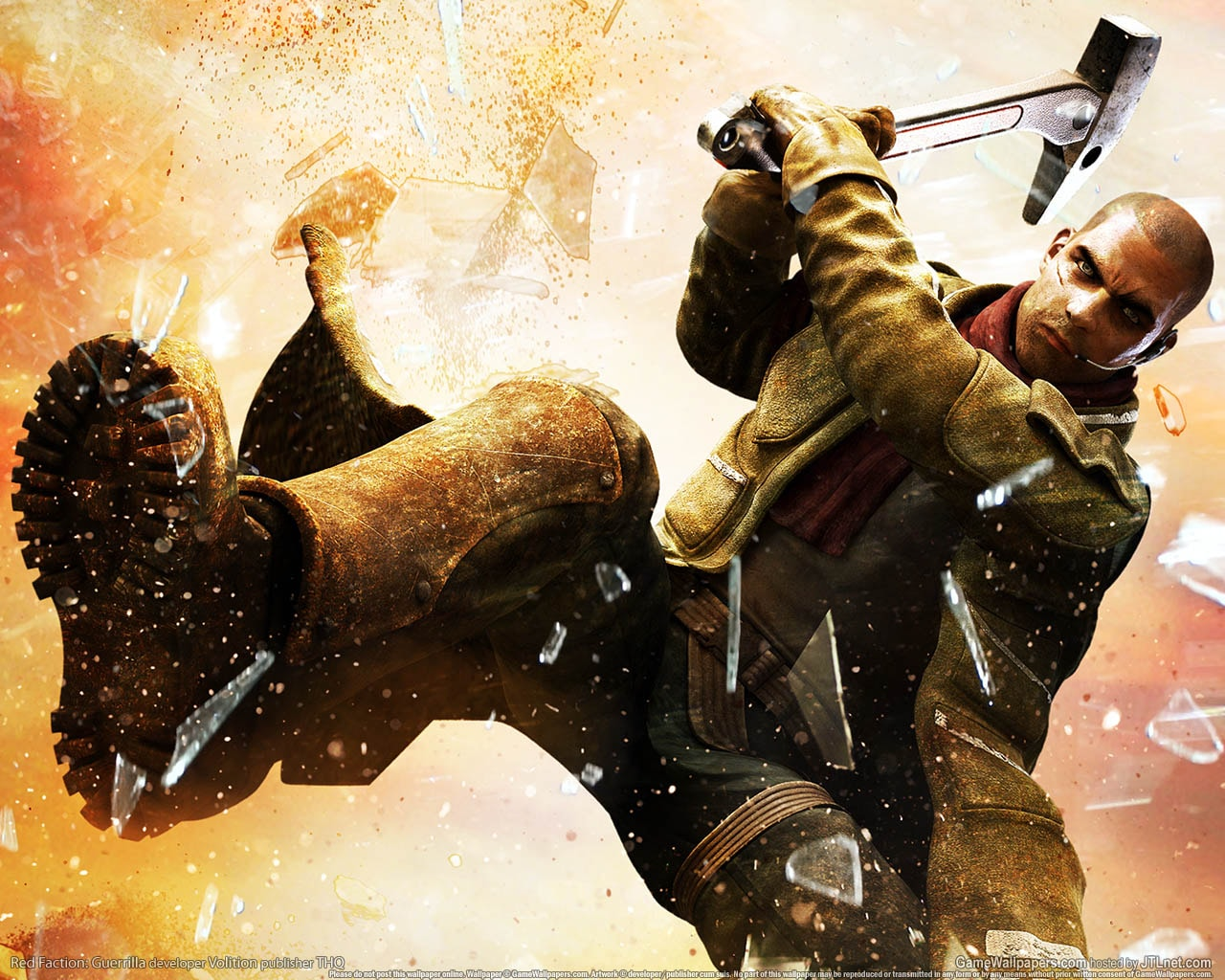 Red Faction: Guerrilla Wallpapers 2