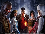 Secret World, The Wallpapers