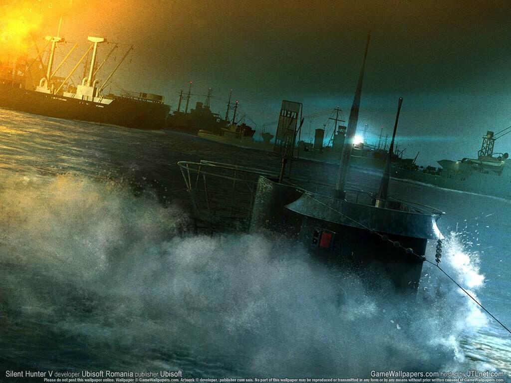 Игра про Подводную Лодку на ПК