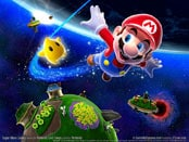 Super Mario Galaxy Wallpapers