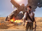 Uncharted 3: Drake's Deception Wallpapers