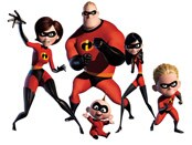 Incredibles, The Wallpapers