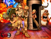 Metal Slug 3 Wallpapers