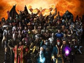 Mortal Kombat: Armageddon Wallpapers