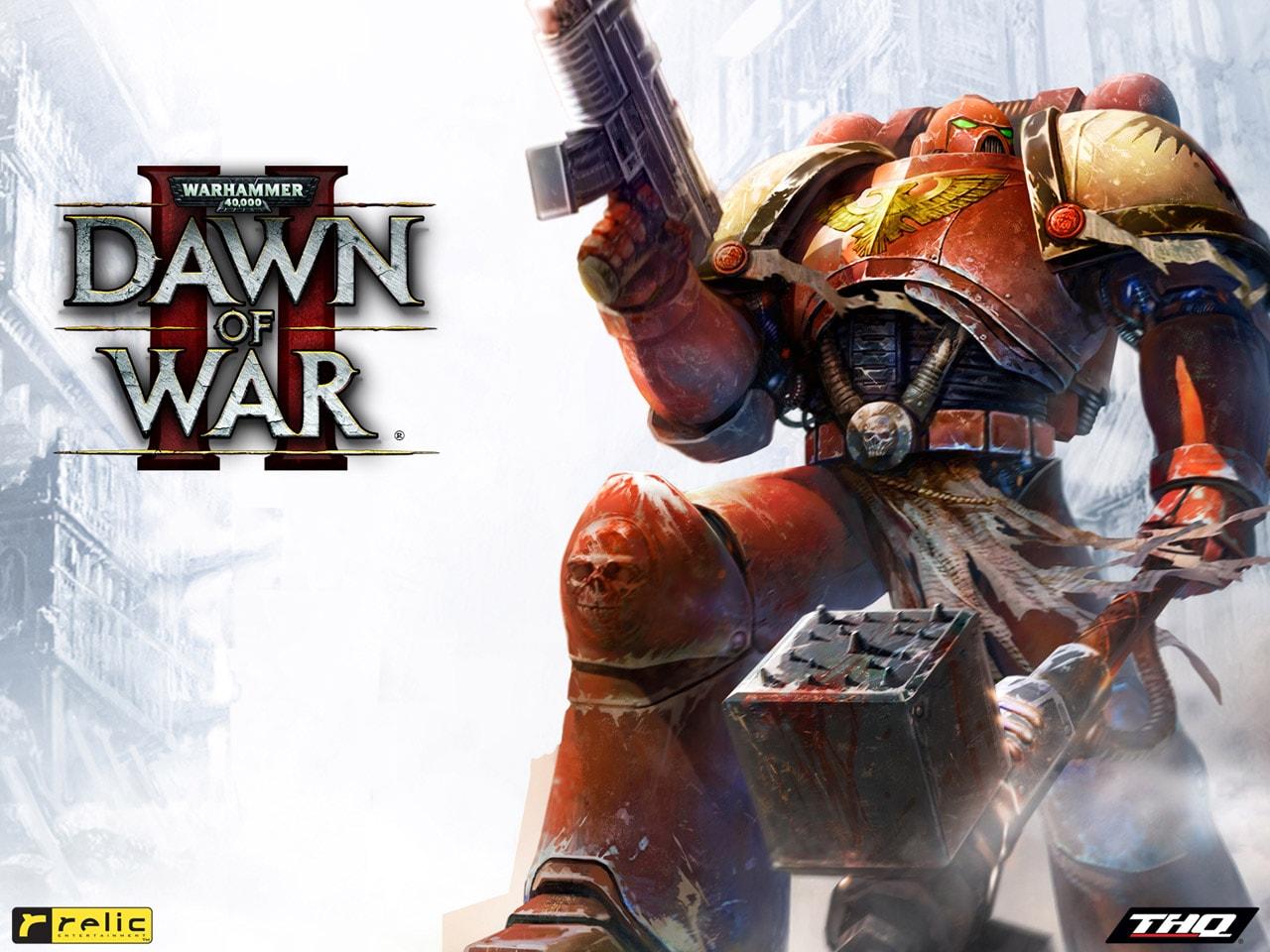Cheat Happens - Warhammer 40k: Dawn of War 2 Wallpaper
