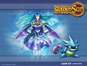 Golden Sun Wallpapers