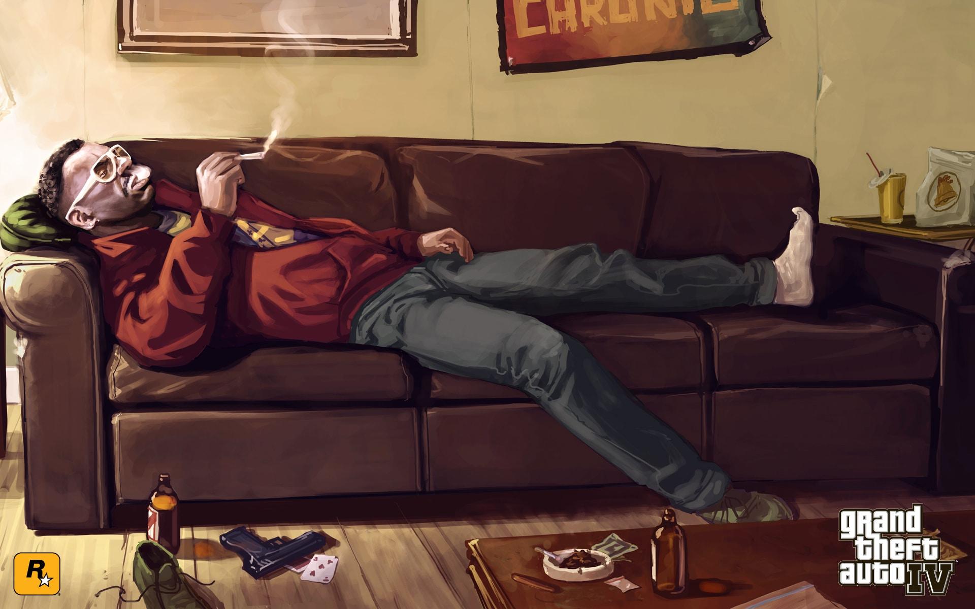 Cheat Happens - Grand Theft Auto 4 Wallpaper