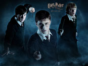 Harry Potter & The Order of the Phoenix Wallpapers