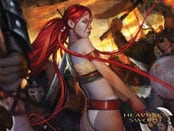 Heavenly Sword Wallpapers