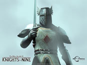Elder Scrolls 4: Oblivion - Knights of the Nine Wallpapers