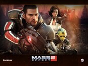 Mass Effect 2 Wallpapers
