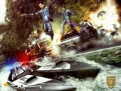 Pursuit Force Wallpapers