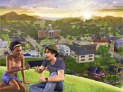 Sims 3, The Wallpapers