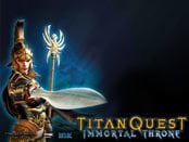 Titan Quest: Immortal Throne Wallpapers