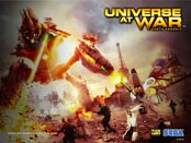 Universe at War: Earth Assault Wallpapers