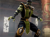 Mortal Kombat: Shaolin Monks Wallpapers